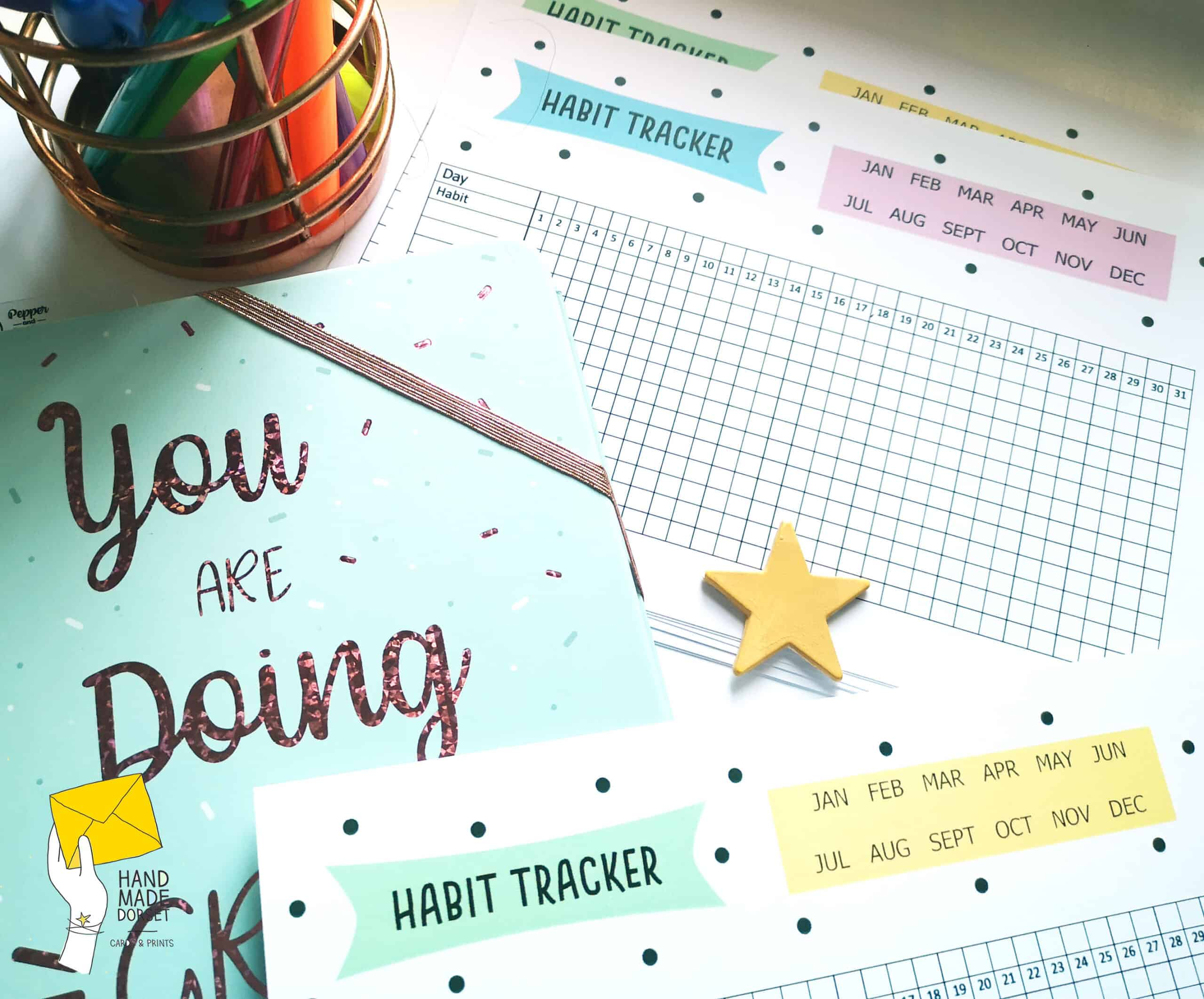 Habit Tracker!