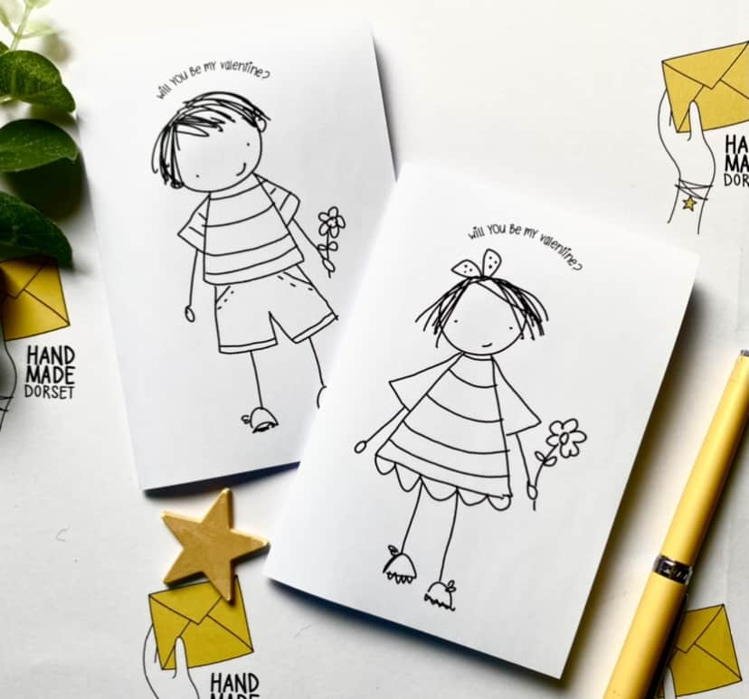 Free Valentines Print Outs